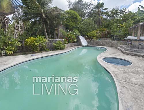 3453—5 Bed 4 Bath with Pool Executive Home in Papago — Saipan004